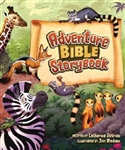 Adventure Bible Storybook: 9780310716372