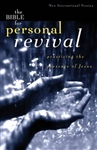 NIV Bible For Personal Revival Bible: 9780310926511