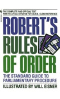 Robert's Rules of Order: 9780553225983