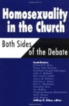 Homosexuality in the Church: Both Sides of the Debate: 9780664255459