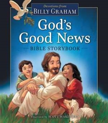 God's Good News Bible Storybook by Graham: 9780718006303