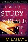 How To Study The Bible For Yourself by LaHaye: 9780736916967