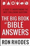 Big Book Of Bible Answers - Ron Rhodes: 9780736951401