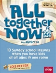 All Together Now Sunday School V1-Fall: 9780764478031