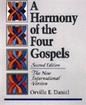 A Harmony of the Four Gospels by Daniel-NIV: 9780801056420