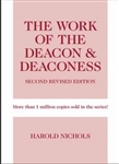 Work Of The Deacon & Deaconess by Nichols: 9780817017552