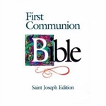 NABRE St. Joseph Edition First Communion Boy's Bible: 9780899429557