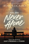 You Are Never Alone by Lucado: 9781400217342