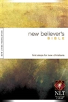 NLT2 New Believers Bible: 9781414302546