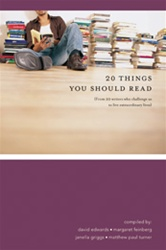 20 Things You Should Read (From 20 Writers Who Challenge Us To Live Extraordinary Lives) 9781414305950