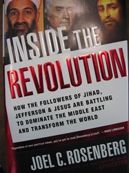 Inside the Revolution, Joel Rosenberg: 9781414319315