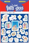 Sticker-Nativity (6 Sheets): 9781414393551
