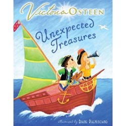 Unexpected Treasures by Victoria Osteen: 9781416955504