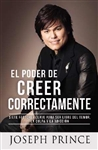 Span-Power Of Right Believing by Joseph Prince: 9781455581498