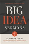 Big Idea Sermons by Cannings: 9781462774623