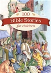 100 Bible Stories For Children: 9781496431608