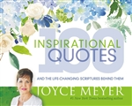100 Inspirational Quotes by Meyer: 9781546036005