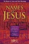 Names Of Jesus Rose Publishing: 9781596360594