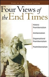 Four Views Of The End Times Pamphlet: 9781596360891