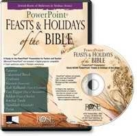 Software-Feasts And Holidays Of The Bible-PowerPoint: 9781596361775
