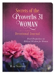 Secrets Of The Proverbs 31 Woman Devotional Journal: 9781683225546