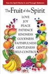Fruit Of The Spirit Pamphlet: 9781890947811