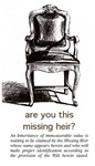Are You This Missing Heir?
