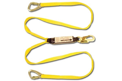 FrenchCreek 6' Lanyard, Tie-Back, & Anchor All-In-One