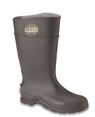 Women's PVC Steel Toe Boot