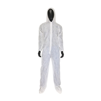 Polypropylene Suit 2 oz. Hood & Boot