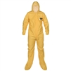 Lakeland ChemMax 1 Yellow Coverall