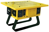 TBOX Temporary Power Box U-Ground T-Slot (All Outlet Protection)