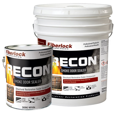 Fiberlock RECON Smoke Odor Sealer