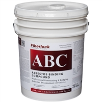Fiberlock Asbestos Binding Compound (ABC)