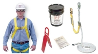 Roofer's Kit - 25 ft