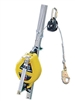 FrenchCreek 50' Self-Retracting Lifeline 3 Way Retrieval Unit