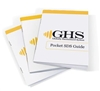 GHS SDS Pocket Booklets (10/pk)