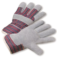 West Chester Leather Palm Gloves with Cuff
