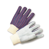 West Chester Leather Palm Knit Wrist Glove