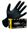 SAS Safety Corp. 6 Mil Black Gloves