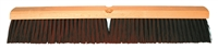 "24"" Push Broom Head - Stiff"