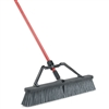 "24"" Rough Surface Heavy Duty Push Broom"