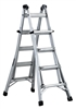 Series L-2098 17' Louisville Aluminum Multipurpose Ladder