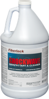 Fiberlock Shockwave Disinfectant - 1 Gal
