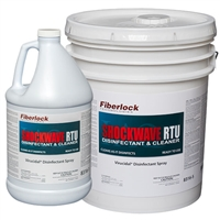 Fiberlock® Shockwave™ Ready To Use Disinfectant/Sanitizer
