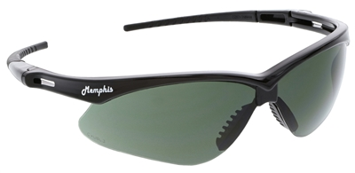 Memphis MP1 Safety Glasses: MAX36 Dual Coating