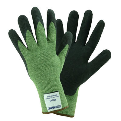 West Chester Kevlar/Steel Uncoated Glove