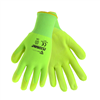 West Chester Hi-Vis Nitrile Microfoam Air Palm Glove