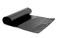 4 mil Black Polyethylene Sheeting
