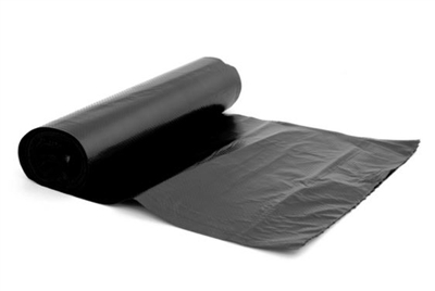 6 mil Black Polyethylene Sheeting